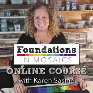 Foundations in Mosaics Online Artistry Course